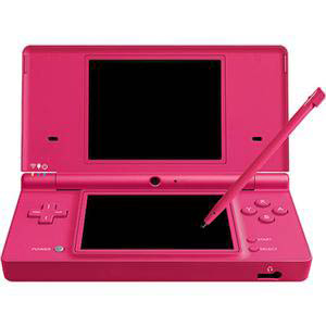 Nintendo DSi new colour for Valentine?s Day