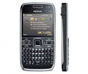 Nokia E72 review smartphone for business
