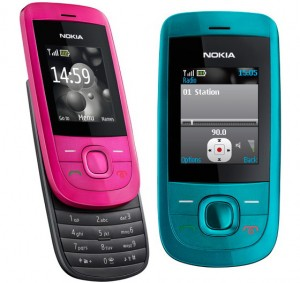 nokia 2220 slide mobile phone review
