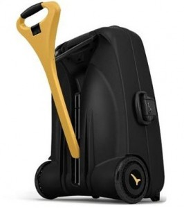 self propelled suitcase